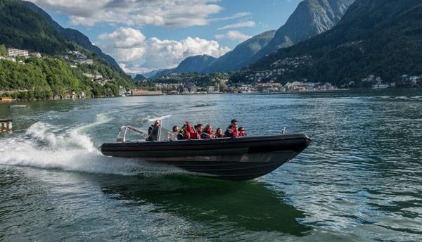 Fjordcruise with RIB - Trolltunga Active